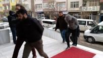 BÜLENT ECEVIT - Tır Hırsızları Yakalandı