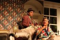 ENGİN ALPATEŞ - Tiyatronun Geliri Otizm Derneği'ne