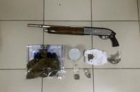 POMPALI TÜFEK - Torbacılara Büyük Darbe Açıklaması 16 Tutuklama