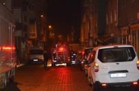 KÖMÜR SOBASI - Tosya'da Yanlış Yangın İhbarı İtfaiyeyi Alarma Geçirdi