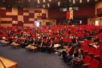 MAHMUT ŞAHIN - 'Trakyakariyer' Projesi TÜ'de Öğrencilere Anlatıldı