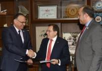 ARAP TURİZM ÖRGÜTÜ - TTSO İle Arap Turizm Örgütü Arasında İşbirliği Protokolü İmzalandı