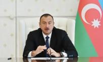 AZERBAYCAN CUMHURBAŞKANI - Türkiye'ye Başsağlığı Mesajı