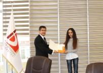 ŞEYH EDEBALI - Üniversite Öğrencilerine YÖK Başkanı Saraç'tan Teşekkür Belgesi