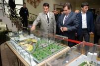 MUSTAFA DÜNDAR - Vali Küçük'ten Osmangazi'nin Projelerine Övgü
