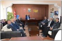 ÖZLÜK HAKLARI - Yol İş Adana Şubesi'nden Genel Sekreter Mustafa Bolat'a Ziyaret