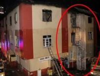 YURT YANGINI - Yurt yangınıyla ilgili bilirkişi raporu açıklandı