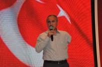 SABAH EZANı - 15 Temmuz Kahramanları Gebze'de Anıldı