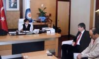 İLKOKUL ÖĞRENCİSİ - 2007 Yılının Çocuk Başkanı Başkanı Türel'i Duygulandırdı
