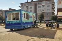 AKŞEHİR BELEDİYESİ - Akşehir Belediyesi'nden Mobil Taziye Evi Hizmeti