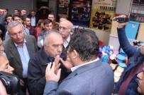 YAĞCıLAR - Aydın'da HDP Gerginliği Devam Ediyor