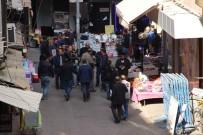 KİMLİK TESPİTİ - Aydın'da HDP Gerginliği