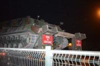 BARıŞ GÜCÜ - Barış Gücü Bünyesindeki Tank Ve Zırhlıların Silopi'ye Sevki Sürüyor