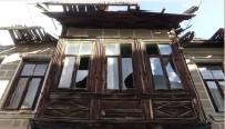 HARABE - Başkan Süleyman Özkan Açıklaması Koruma Altındaki Evlerin Harabe Görüntüsü Şehrin Estetiğini Bozuyor
