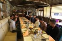 Başkan Tutal, Askere Gidecek Gençlerle Buluştu
