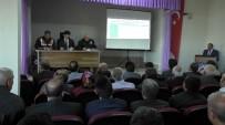 İBRAHIM TAŞDEMIR - Beyşehir'de Güvenlik Danışma Kurulu Toplantısı Yapıldı