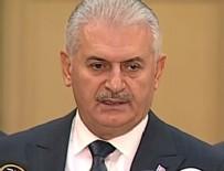Binali Yıldırım'dan HDP açıklaması: Hukuk içinde bir işlem
