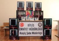 PARA MAKİNESİ - Bitlis'te Bahis Ve Kumar Operasyonu