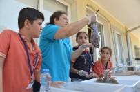 DENİZ KAPLUMBAĞALARI - Büyükşehir Belediyesi, 400 Öğrenciye Deniz Kaplumbağaları Eğitimi Veriyor