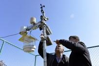 ERKEN UYARI - Büyükşehir Belediyesi, İlçelerde 12 Adet 'Tarımsal Tahmin Ve Erken Uyarı Sistemi' Kurdu