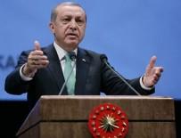 BÜYÜME RAKAMLARI - Cumhurbaşkanı Erdoğan ekonomistlere seslendi