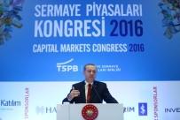 BÜYÜME RAKAMLARI - Cumhurbaşkanı Erdoğan, Sermaye Piyasaları Kongresi'nde Konuştu