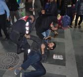 POLİS MÜDAHALE - 'Cumhuriyet Gazetesi' Eylemine Polis Müdahalesi