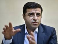 Selahattin Demirtaş gözaltına alındı
