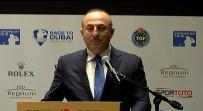 THORBJORN JAGLAND - Dışişleri Bakanı Çavuşoğlu'nun Yoğun Telefon Trafiği