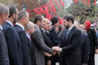 MEHMET CEYLAN - Enerji Bakanı Albayrak Açıklaması 'Kritik Yatırım Hamleleriyle İlgili Adımlar Atmaya Başladık'