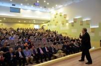 EKONOMI VE TEKNOLOJI ÜNIVERSITESI - Harran Üniversitesinde ''Kainatın Dili Matematik'' Konferansı