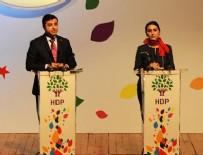 HDP Eş Başkanları tutuklandı