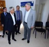 UĞUR POLAT - Hoca Ahmet Yesevi Mahallesinde Muhtar Evi Hizmete Girdi