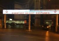 ESENYURT DEVLET HASTANESİ - İstanbul'da Polis Aracı Devrildi Açıklaması 3 Yaralı