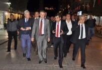 POLİS MÜDAHALE - İzmir'de HDP Gerginliği Açıklaması 57 Gözaltı