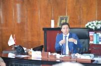 ÖMER ŞAHIN - Kaymakam Şahin'den Elektrik Kesintisine Tepki