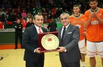 TUNCAY SONEL - Kaymakam Sonel'den, Banvit Başkanı Kılıç'a Teşekkür
