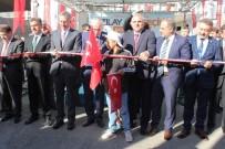 MURAT ZORLUOĞLU - Kızılay Köprüsü Hizmete Açıldı