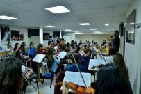 SENFONI - Maestro Sakpınar'dan Çocuk Senfoniye Ziyaret