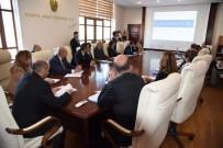 KUZEY EGE - Manisa İl Su Yönetimi Koordinasyon Kurulu Toplandı