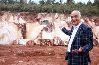 İRFAN TATLıOĞLU - Mermer Fuarı'na Orhaneli Damgası