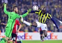MOUSSA SOW - Moussa Sow, UEFA Avrupa Ligi'nde Haftanın Oyucusu Seçildi