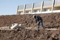JANDARMA ASTSUBAY - Odunpazarı Belediyesi'nin Park Ve Yeşillendirme Çalışmaları