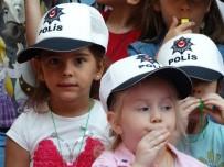 TRAFİK POLİSİ - Optimum Çocuk Kulübünden 'Küçük Trafik Polisleri Atölyesi'