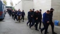 ZAMAN GAZETESI - Sakarya'da FETÖ'den 30 Şahıs Adliyeye Sevk Edildi