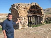 ÇÖKME TEHLİKESİ - Tarihi Septimius Severus Köprüsünde Restorasyon Çalışması Başladı