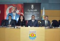 KAVAKLı - Tarsus Belediye Meclisi Kasım Ayı Toplantısını Yaptı