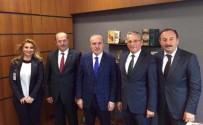 AKİF HAMZAÇEBİ - Trabzonlular Maltepe'de Buluşacak