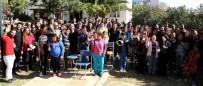 BELLEK - Üniversiteli Gençler Engelli Öğrencileri Ağırladı