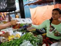 HÜKÜMET KARŞITI - Venezuela'da gıda ve ilaç krizi